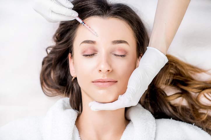 dermal fillers for facial contouring